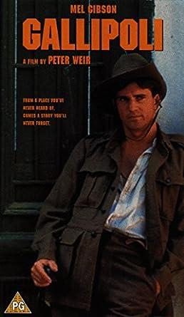 Amazon com: Gallipoli [VHS]: Mel Gibson, Mark Lee, Bill Kerr, Harold