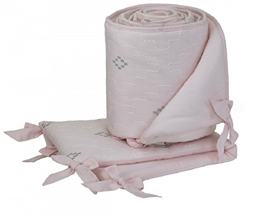 Pink 4 Piece Crib - 4