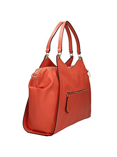 Collection piccole dimensioni Slim per di Corallo Guess Ultra donna Borsa Arancione pwgXXq