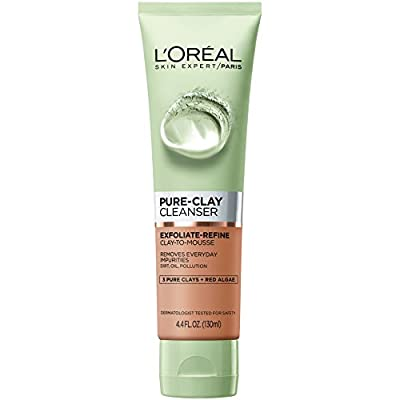 L'Oreal Paris Skin Care Pure Clay Cleanser