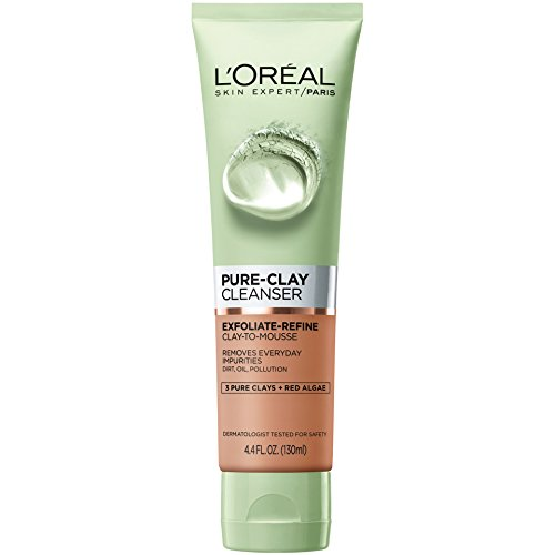 LOreal Paris Cleanser Exfoliate Refine