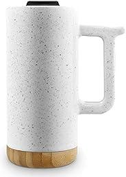 Ello Aspen Travel Mug, 16 oz, Dusty White Speckle