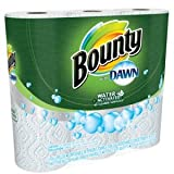 Bounty With Dawn Paper Towels - 3 Pack. | Trusted Procter & Gamble Home Brands (3-Pack Paper Towels)
