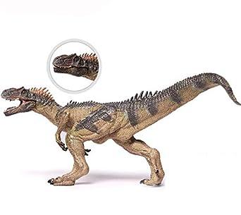 056f6e28fe47 Amazon | HiPlay アロサウルス リアル 恐竜 フィギュア モデル 『30cm級・大迫力・還元度追求』 ジュラシック 肉食 動物 模型  DN036 | フィギュア・ドール 通販