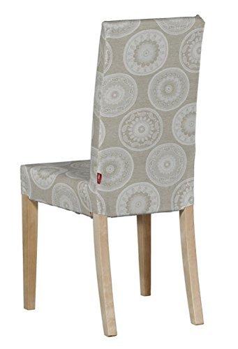 Ikea Natural Linenbeige Chair Dekoria Harry CirclesAmazon Cover OPNnwkZX08