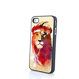 Generic Fashionable Unique Design New Style Matte Phone Cases fit for iPhone 4/4S PC Cases