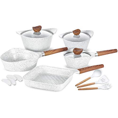 100 piece cookware set - 9