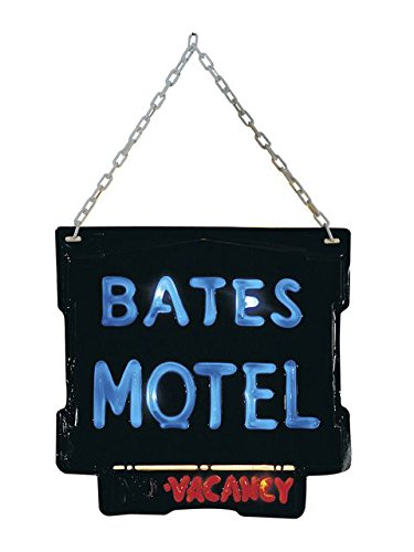 Bates Motel Official Sign ()