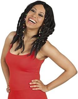 efc572639c1 Dreadlock Wig For Women Reggea Rasta Jamaican Party Wigs Sc 1 St Amazon UK