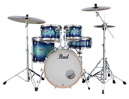 Pearl Decade Maple 5-pc. Shell Pack (Hardware/Cymbals not Included), Faded Glory (DMP905P/C)