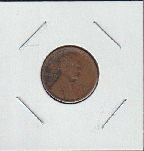 1924 S Lincoln Wheat (1909-1958) Penny Fine