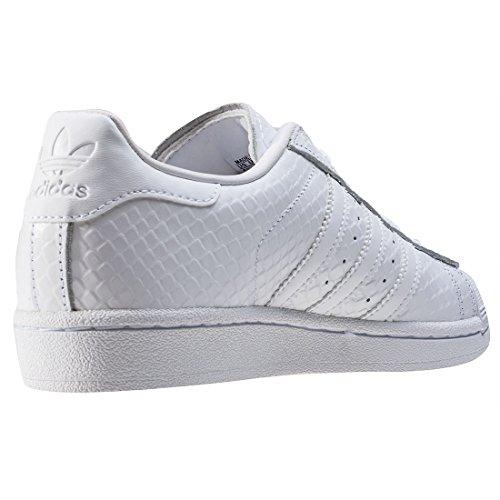 Pelle Adidas Donna W Sneaker Bassa Superstar Liscia 1rvxtrw