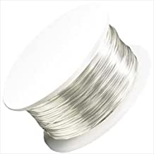 Artistic Wire 16 Gauge, Tarnish-Resistant Silver, 10'