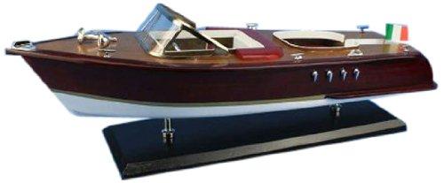 Hampton Nautical  Riva Aquarama Speedboat, 20'' by Hampton Nautical