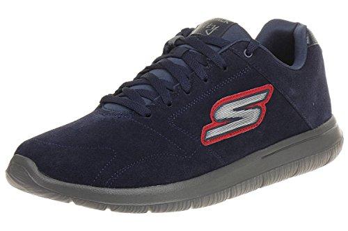 Herren Sneakers Walk nbsp;Challenger City Skechers Go Nvrd I8XUAA