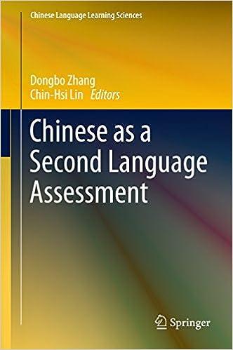 Chinese Language Learning Ebook