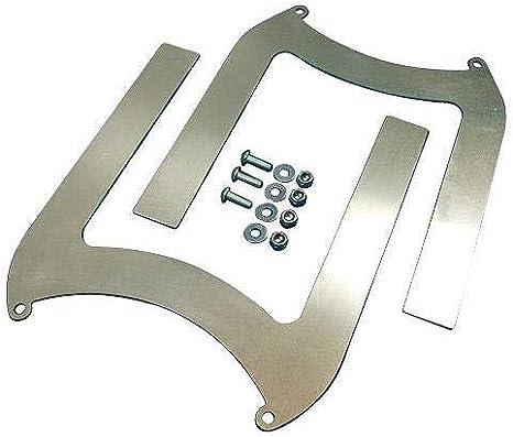 Kit Fijaciones Alu ventilador SPAL 330 mm: Amazon.es: Hogar
