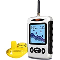 Wireless Fish Finder Sonar