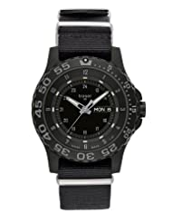 Traser 100263 Women's Nylon Band Black Watch