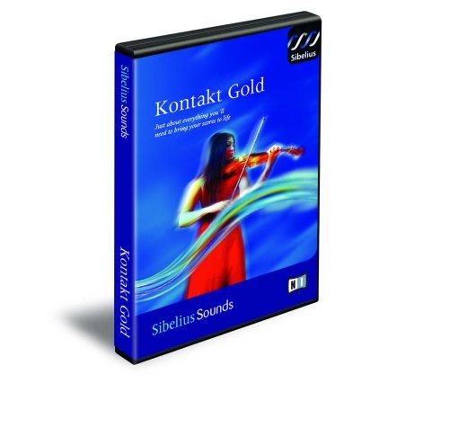 Kontakt Gold Player for Sibelius 4