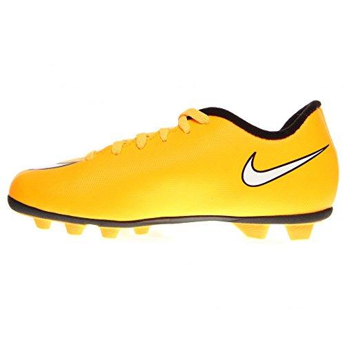 Nike Fußballschuh JR MERCURIAL VORTEX II FG-R, laser orange