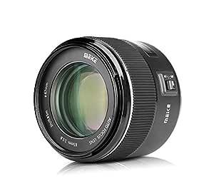 Meike 85 mm f/1.8 Auto Enfoque Lente para Canon Formato Completo ...