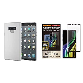a690b1c442 Amazon | エレコム Galaxy Note9 ケース SC-01L SCV40 衝撃に強いTPU素材 ...