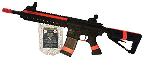 Valken Battle Machine Mod M Black Airsoft Alpha Python Package (NY/CA Compliant) by AirsoftAlpha