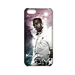 Generic For 5C Iphone Print With Kanye West Art Back Phone Covers For Teens Choose Design 1-1