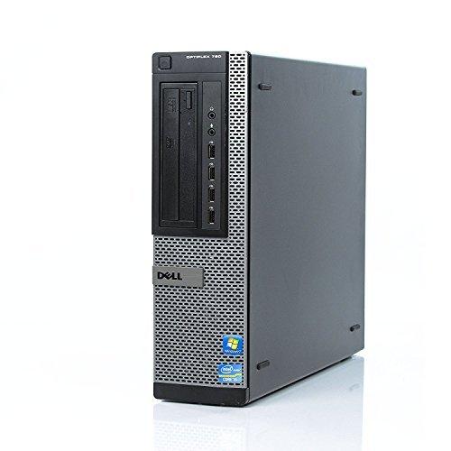 Dell OptiPlex 790 SFF Desktop Intel Core i3-2120 3.3GHz 4GB DDR3 RAM 250GB HD DVD Windows 7 Professional 64-bit (Certified Refurbished) [並行輸入品] B07FGDY1JS