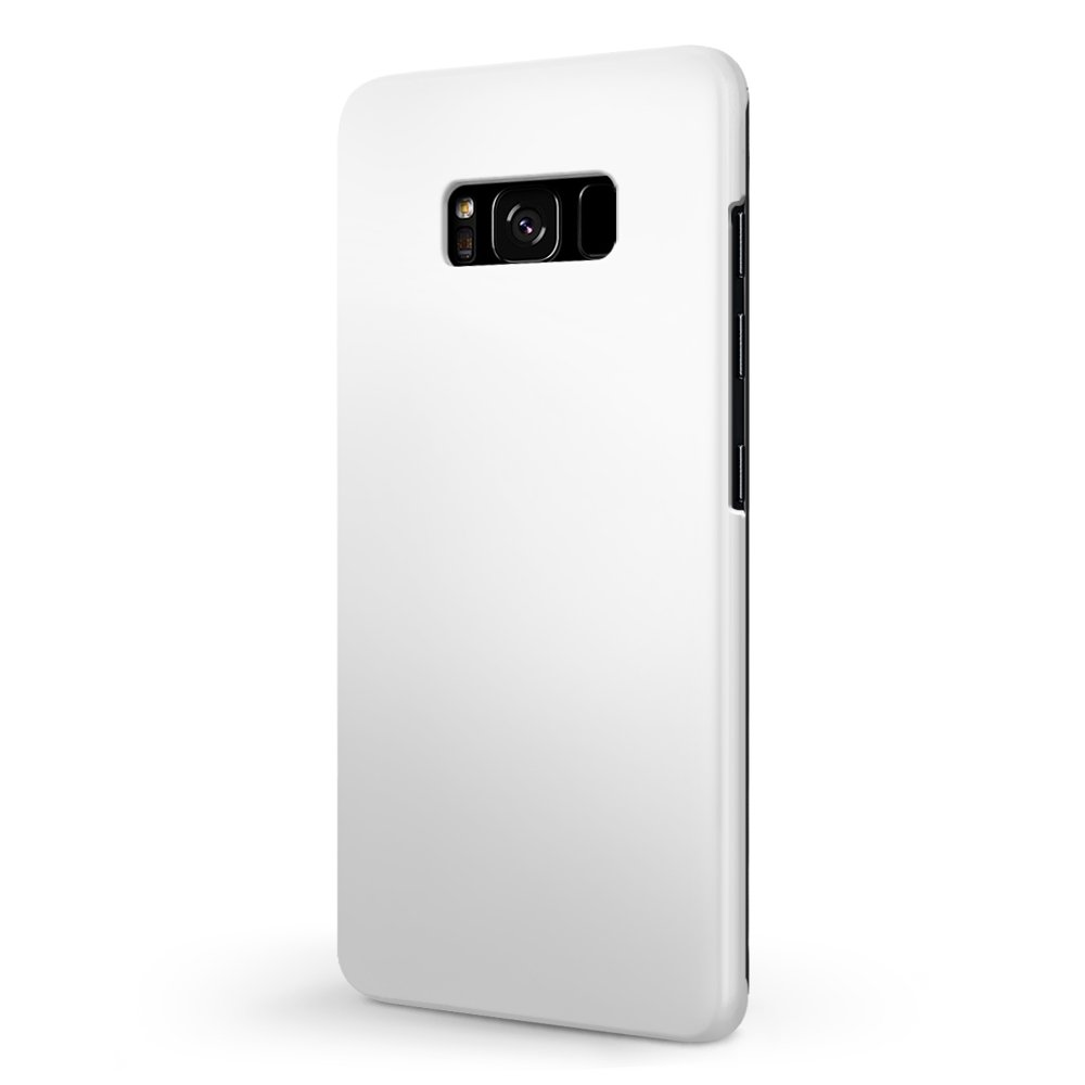 Sleo Galaxy S8 Case Rubberized Hard Pc Back Cover Goospery Samsung Soft Feeling Jelly Black For Phone White Kitchen Dining