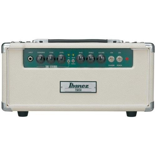 Ibanez TSA15H 15-watt Tube Head by Ibanez
