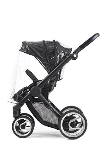 Mutsy Evo Stroller Raincover, Clear