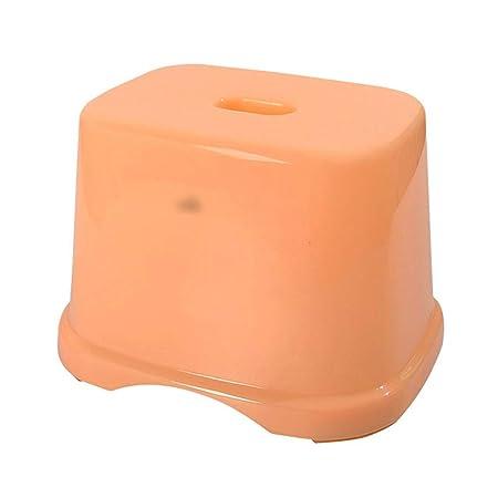 Baños de asiento Ducha de plástico taburete de baño taburete de ...