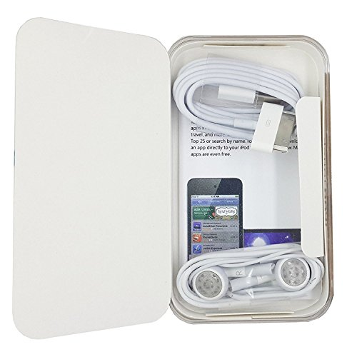 White for Apple iPod Touch 8GB (4th Generation) with Box Packaging (GoodNew)