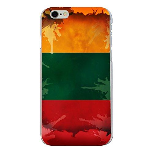 """Disagu Design Case Coque pour Apple iPhone 6s Plus Housse etui coque pochette """"Litauen"""""""
