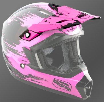 (MSR Helmet Visor for M13 Assault Helmet Pink)