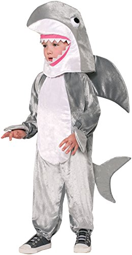 Boys Shark Costumes (Forum Novelties Shark Costume, Medium)