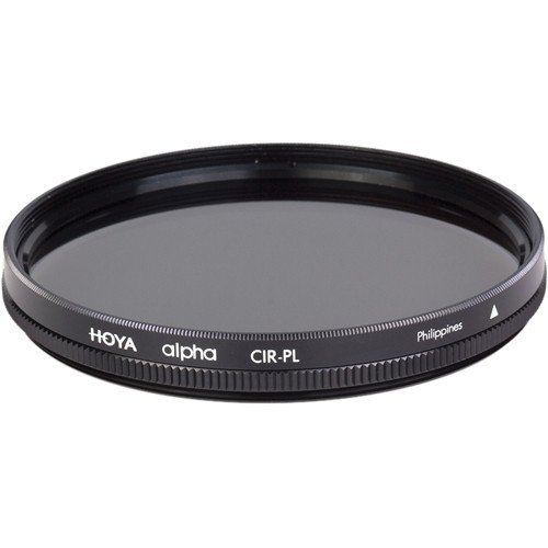 Hoya 67mm Alpha Circular Polarizer Filter by Hoya