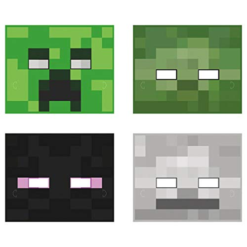 Shindigz Minecraft Masks ()