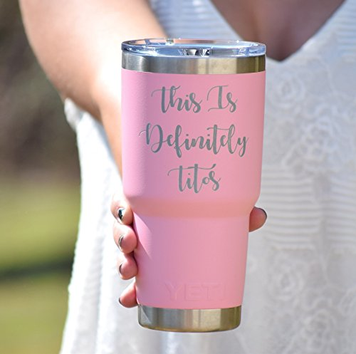 Personalized Yeti Tumbler Additional Colors Available - Engraved Yeti Rambler - 20 oz Yeti - 30 oz Yeti - Personalized Yeti - Yeti Gift - Laser Engraved Yeti - Yeti - Classic Wedding Mints Personalized