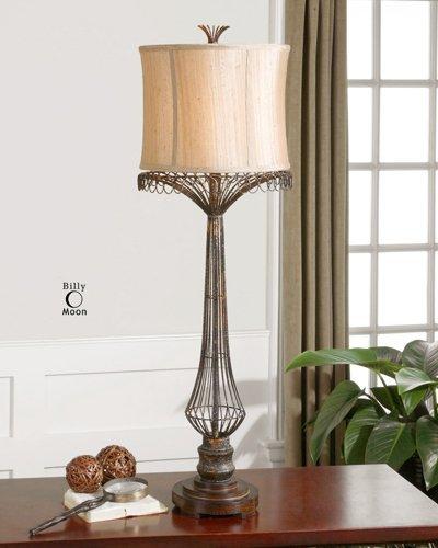 Uttermost Lubriano Lamp 13 x 13 x 41.75