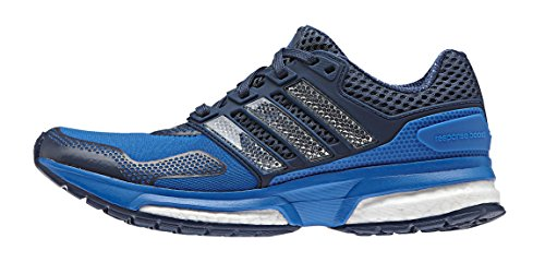 Bleu J Techfit Bleu Mixte Bleu Footwear Rouge Chaussures adidas Bébé Blanc Impact Boost Blue de 2 Minéral Running Mineral Blanc Response 8tOw7xqwI