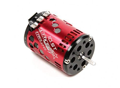Trackstar Modified 1/10 Brushless Motor V2 Sensored 1-2S (Roar Approved)
