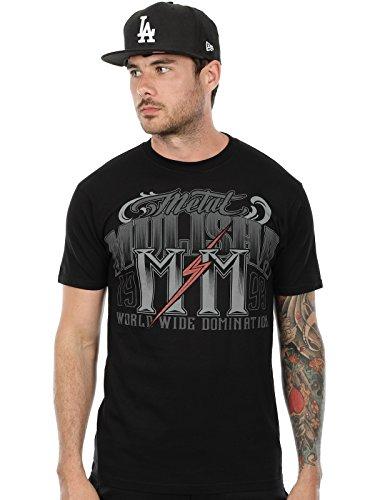 Metal Mulisha Herren T-Shirt - DEMO - schwarz