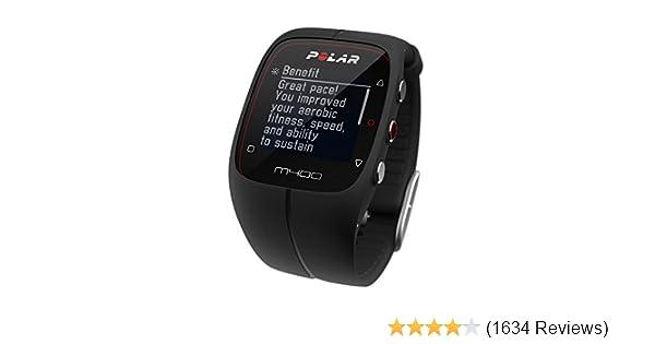 Polar M400 GPS Smart Sports Watch