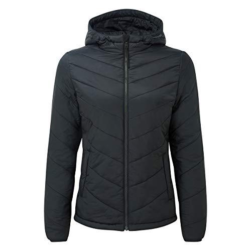 TOG Womens Clancy TCZ Thermal Black Jacket 24 rwrp08