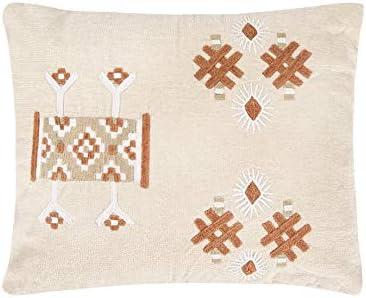 Bloomingville AH0639 Pillows, Brown