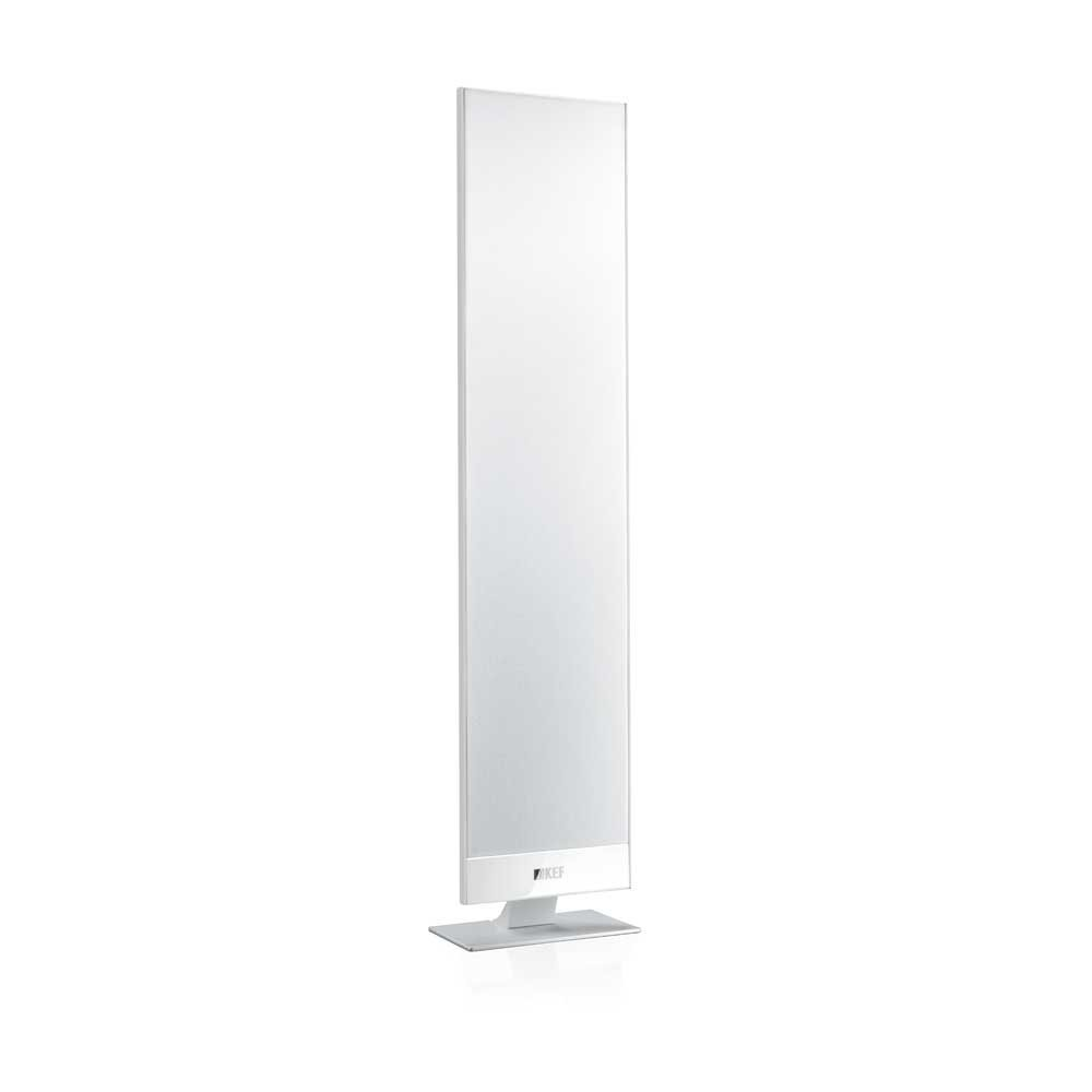 KEF T301WH Satellite Speaker - White (Pair) by KEF