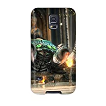 Faddish Phone Zelda On Wii-u Case For Galaxy S5 / Perfect Case Cover With Free Screen Protector